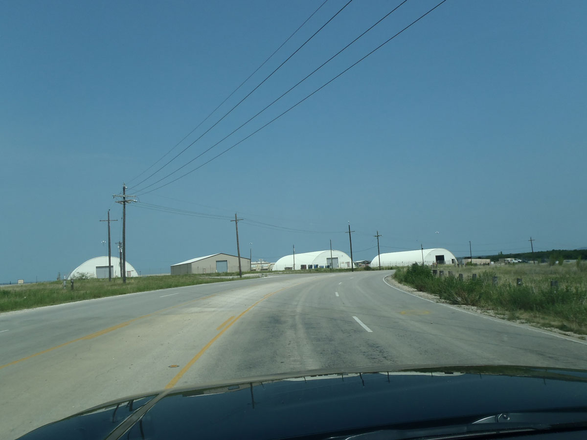 Pavement Structure Eval at Fort Hood