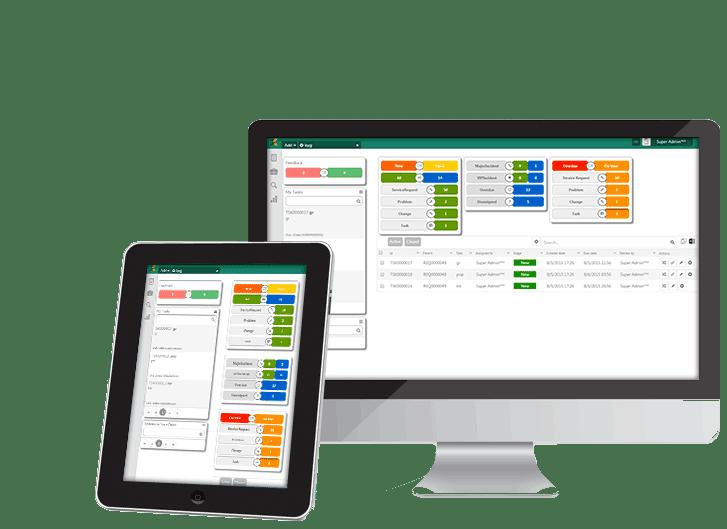 Nilex Helpdesk System