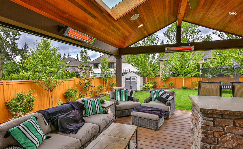 Outdoor Design Spotlight: Timberline Patio Covers ... on Patio Cover Ideas For Winter id=78603