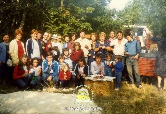 Foto storiche della comunità di Savelli