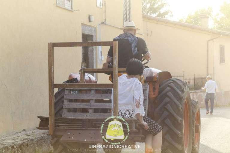 Ri-Vivendo Frascaro scena 4 – I contadini