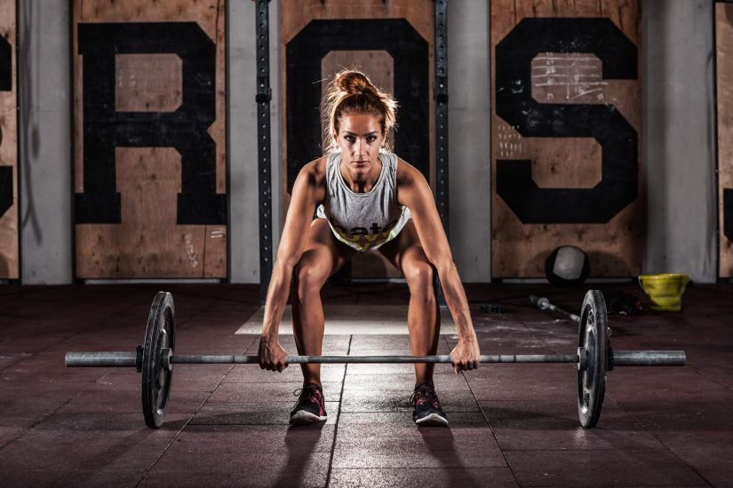 Benefits of lifiting heavy weights 1