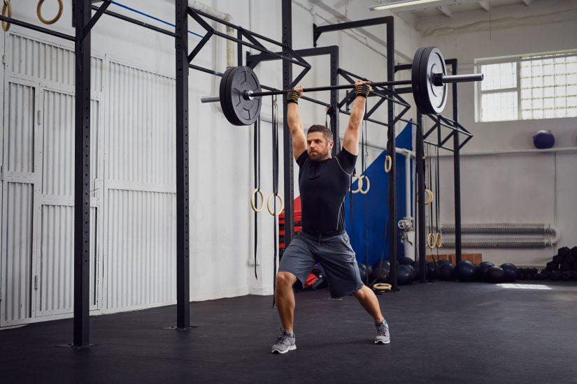 Benefits of lifiting heavy weights