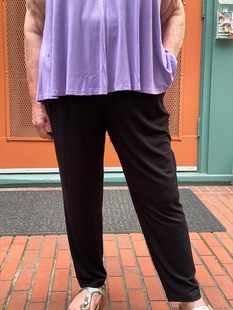 EILEEN FISHER SLIM SLOUCHY PANT