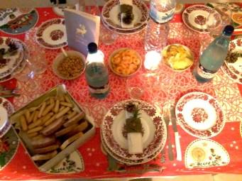 la mia tavola