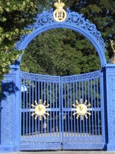 gates on Djurgården