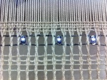 Electric Leno (on the loom)