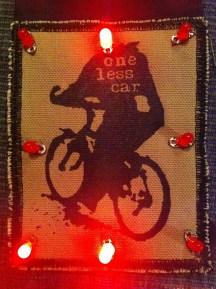 blinky bike patch