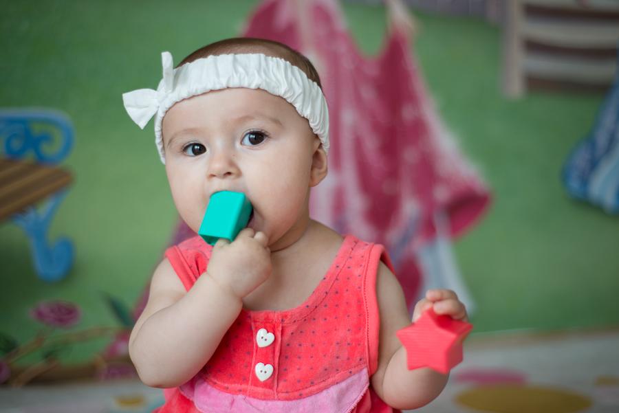cute baby girl Portrait