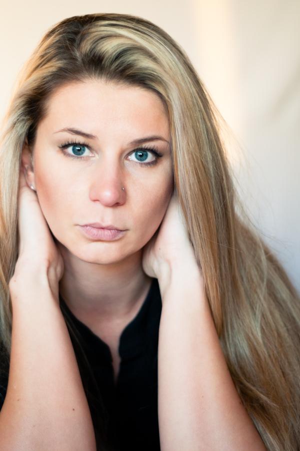 glamour female Portrait