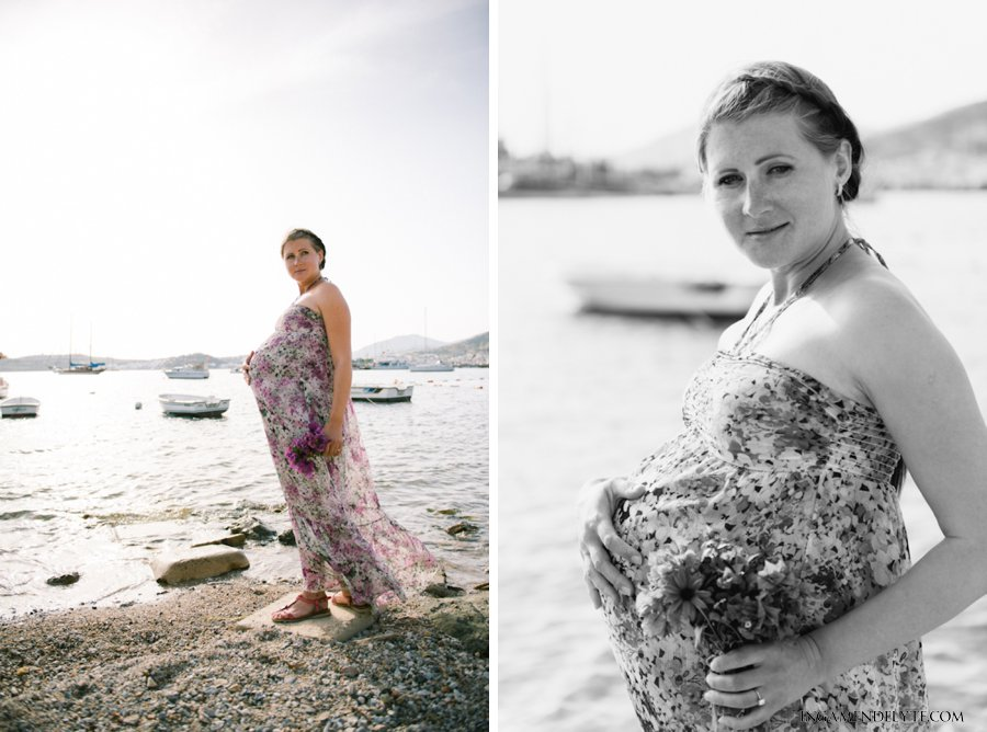 Bodrum maternity photographer