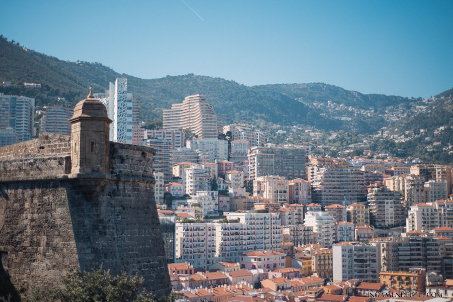 Travel Photography - Monaco