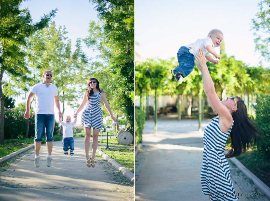 Bodrum family portrait photography