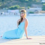Bodrum Portrait Photography | Camel beach | Oxana