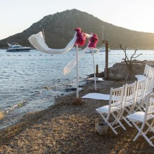 The wedding planners in Bodrum I had a pleasure to work with