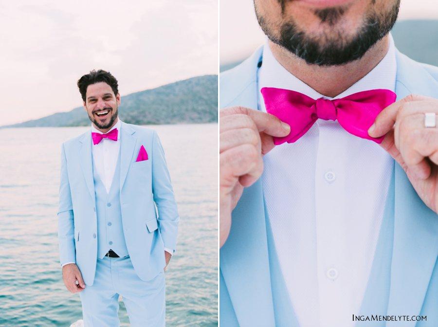 Karia Bel hotel Bozburun wedding, Turkey