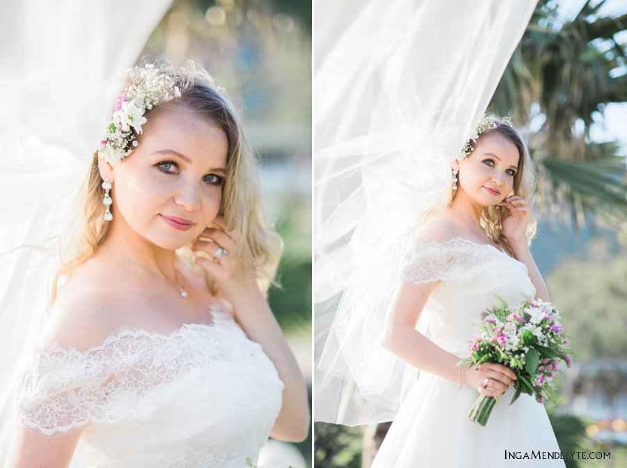 editorial wedding photo shoot in Bodrum