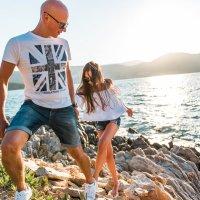 Nikki Beach Love Story :: Natalia + Alex