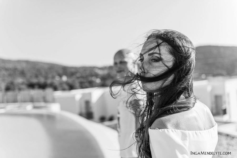 Natalia + Alex love story, Nikki beach Bodrum