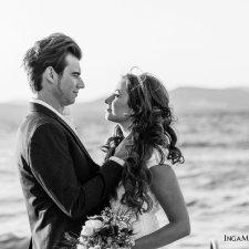 Lesley + James :: Wedding in Med-inn hotel