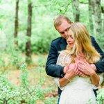 Wedding in Fayence :: Melody + David :: Forest Photoshoot