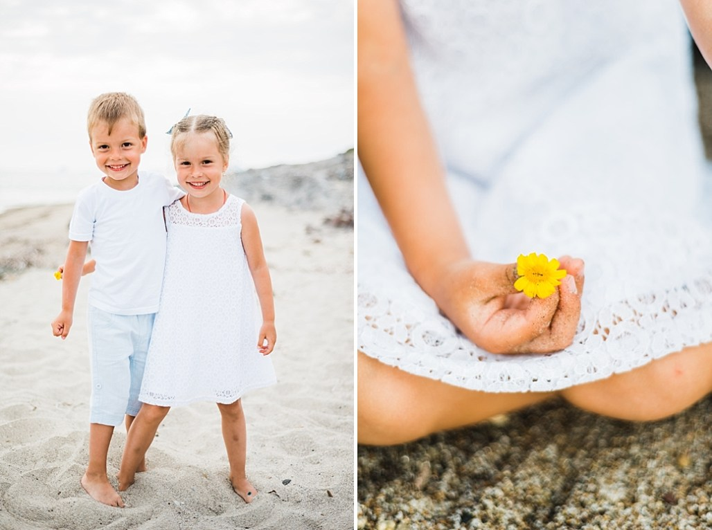 Yagek family photo session, Fener beach Akyarlar