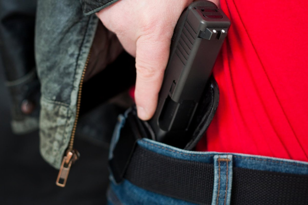 Concealed Carry Class Do-over – 1/2 price offer