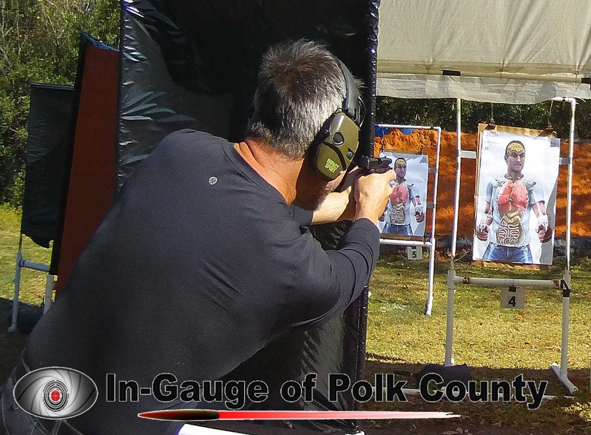 CONSIDERING TAKING A CONCEALED CARRY CLASS?  When you are serious about your concealed carry training,  consider this . . .