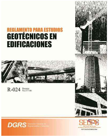 Reglamentos para la construccion Geotecnicos en Edificaciones