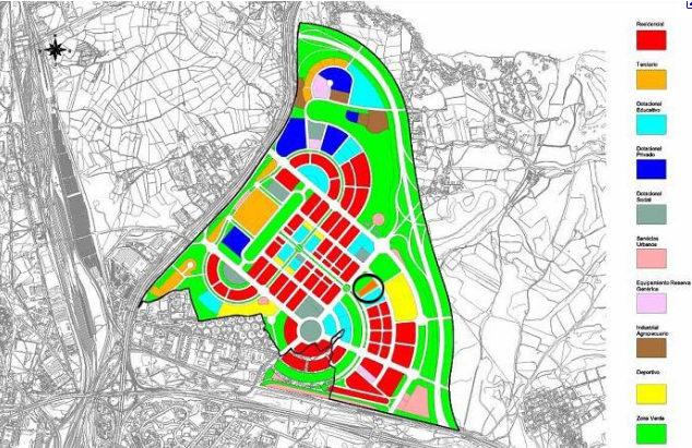 Los reglamentos de zonificaci n for Zonificacion arquitectonica
