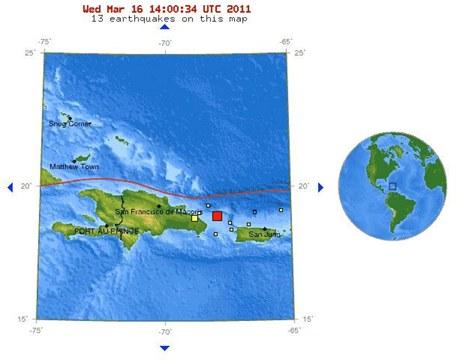 sismo en republica dominicana