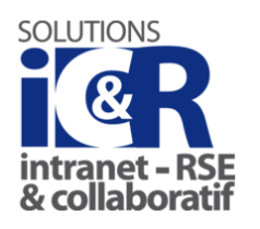 Salon INTRANET- RSE 2017 , un succès .