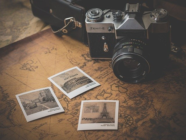 met een camera op pad is ook een goede manier voor een fijne vakantie voor een hoogsensitief persoon.