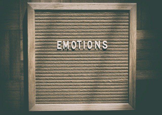 emoties die loskomen bij het verwerken van verdrietig nieuws ook als hoogsensitief persoon.