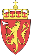 Norway's royal shield