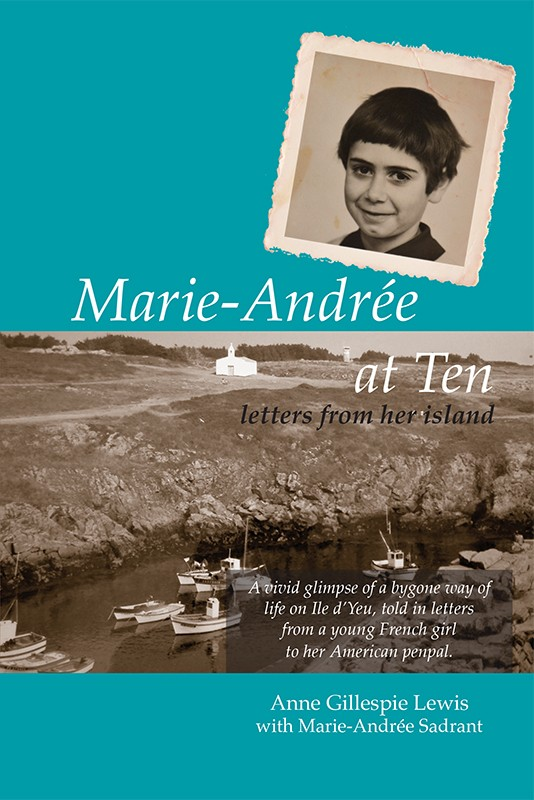 Marie-Andree cover