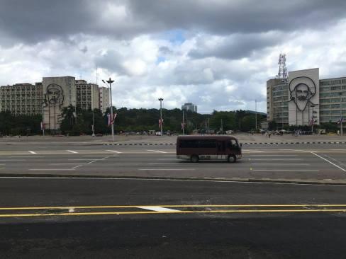 plaza revolucion