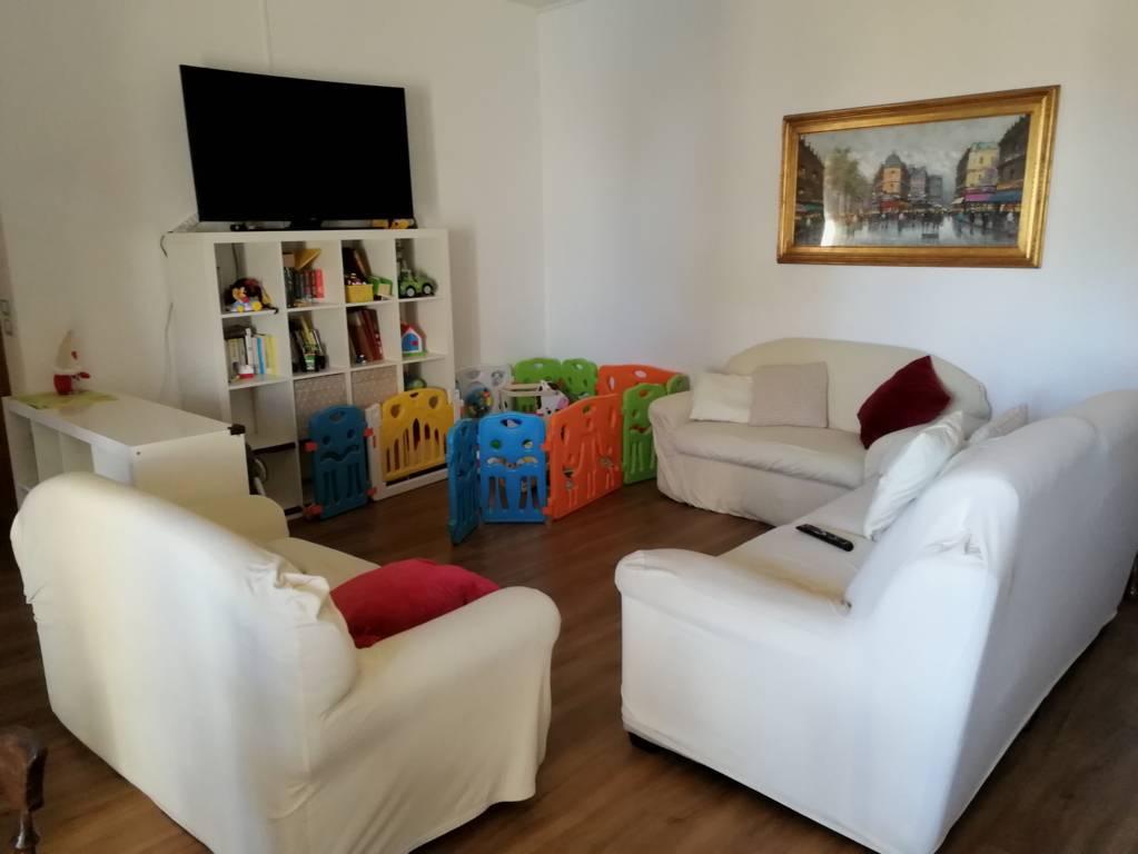 Hotel Tirrenia, sala tv