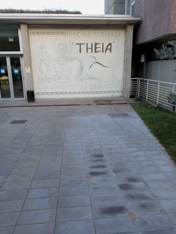 Ingresso Piscine Theia di Chianciano Terme