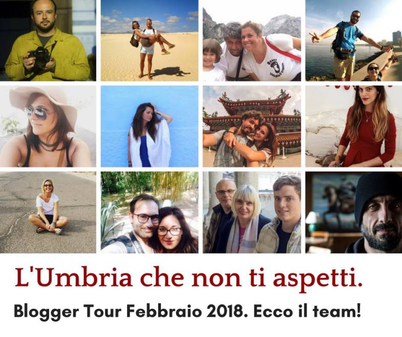 Partecipanti Blogger Tour