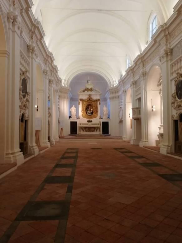 Chiesa Santa maria dei Servi Città della Pieve