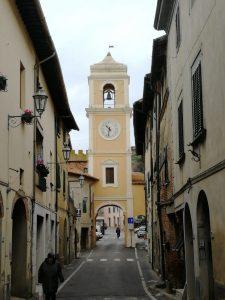 Torre Civica, Palaia, Valdera