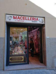 Macelleria Ceccotti, lari, valdera