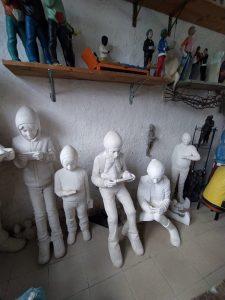 bambini di Giovanni da Monreale in gesso