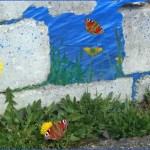Utanför muren - Ingela Berger