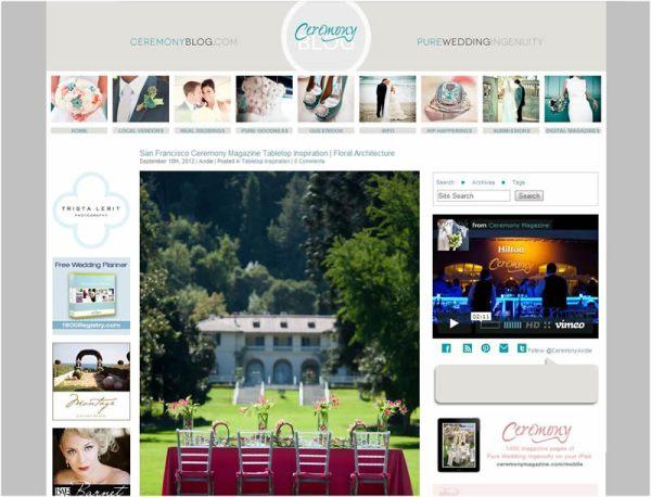 ceremony blog,floral architecture