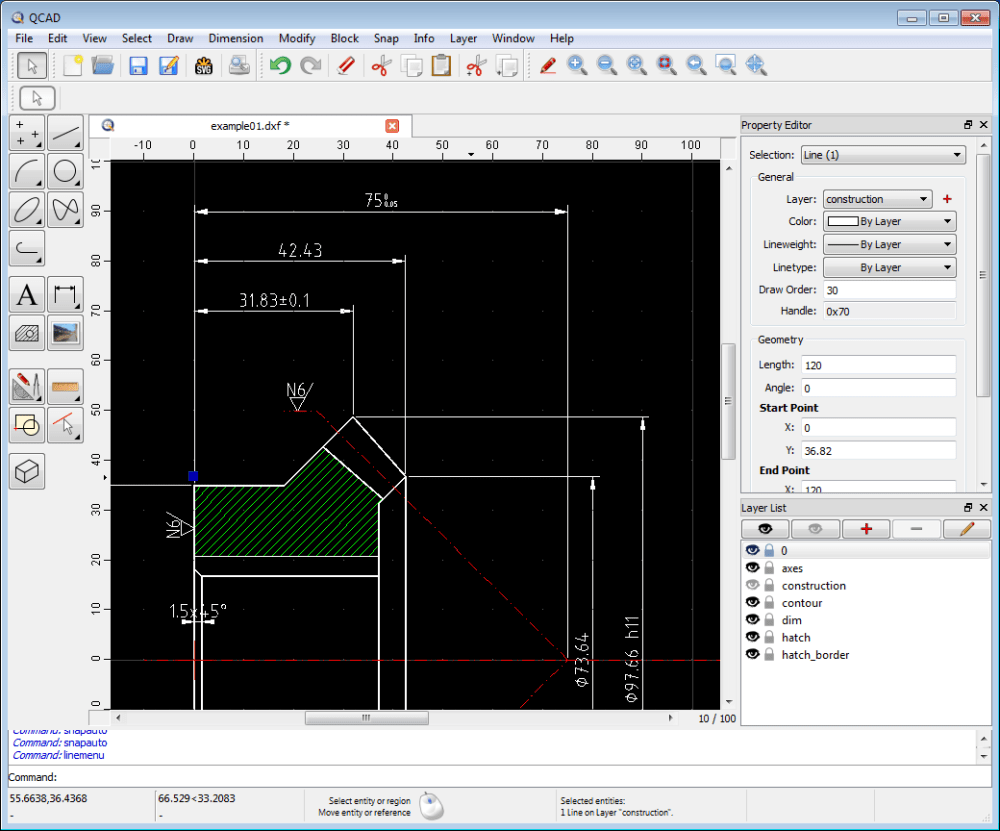 Programas de diseño y modelado gratuitos. Descarga software CAD gratuitos. Alternativas a AutoCAD. (5/5)