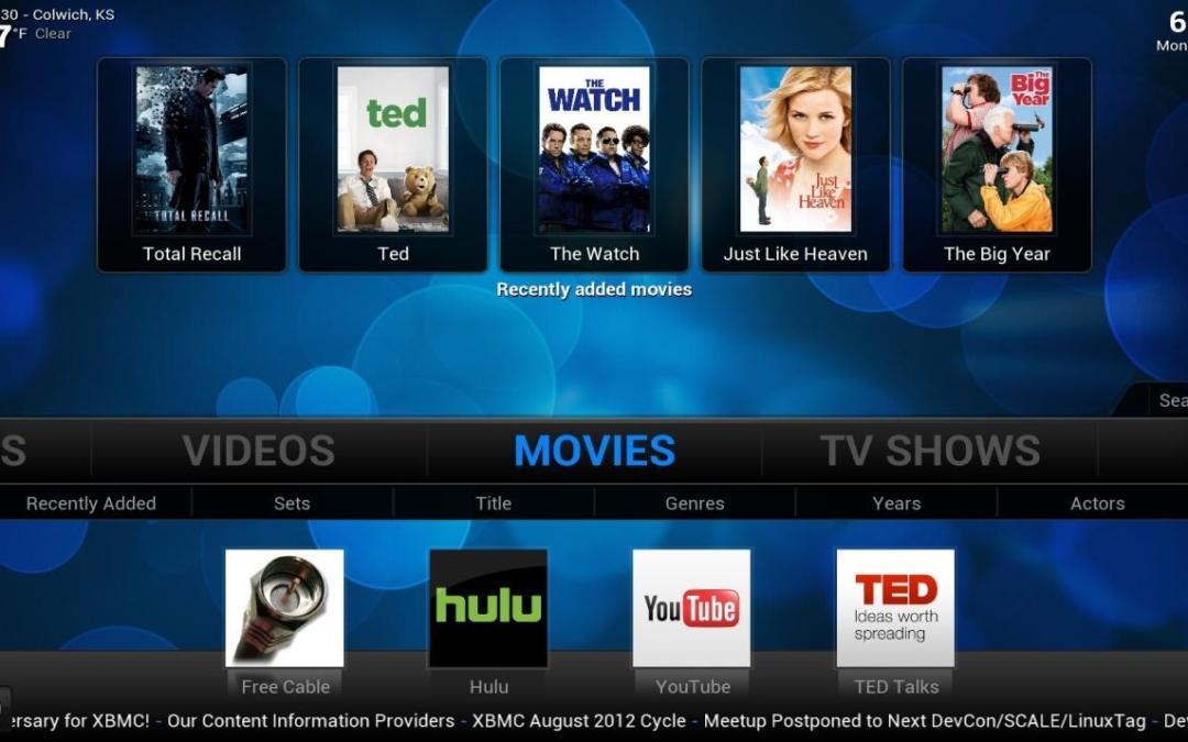 Convierte tu Raspberry en un centro multimedia