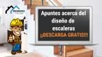 Apuntes acerca del diseño de escaleras en pdf