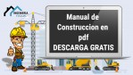 Manual de Construccion en pdf